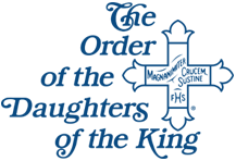 Daughters of the King: Friday Night Prayer Meeting
