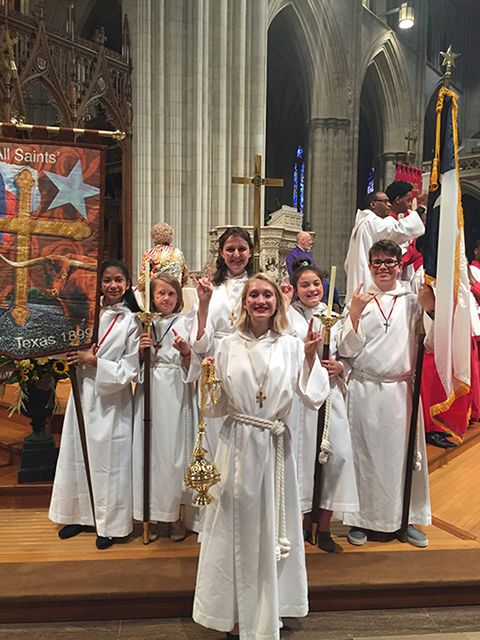 Attention Acolytes & Parents: National Acolyte Festival Trip