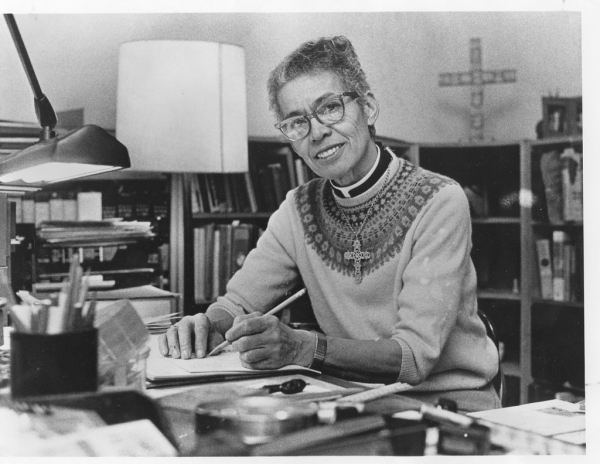 TEXAS - PAULI MURRAY - SEMINARY SCHOLARSHIP & GALA