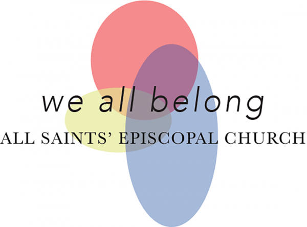 Giving to All Saints' - We All Belong